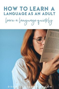 How adults can learn languages much faster than children, and how to use your age and experience to your advantage in learning. Cheap Things To Do, Things To Come, Take Care Of Your Body, Foreign Languages, Learning Resources, Getting Old, Good To Know, Life Lessons, Traveling By Yourself