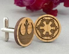 Star Wars Rebel Alliance and Galactic Republic by VectorEngraving