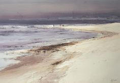 Francisco Castro: serie - Playa