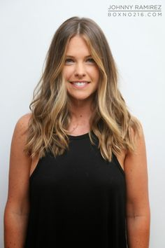 SUNKISSED BLONDE HIGHLIGHTS AT RAMIREZ|TRAN SALON