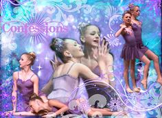"""Chloe and maddie duet 'Confessions' credit to lovedancemoms. Duet to Sage's song """"Confession"""""""
