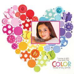 Layout: Doodlebug's Color Layout