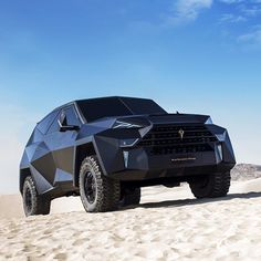 Karlmann King: may have some off-road capability, but you'd be gutsy to take one… - #car #cartuning #tuningcar #cars #tuning #cartuningideas #cartuningdiy #autoracing #racing #auto #racingauto #supercars #sportcars #carssports