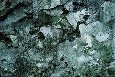Green Dark Grunge Wall Texture Backgrounds