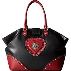 LOVE Moschino Studded Tote Bag