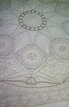 back of Sedona Star by Lisa Marie of That Crazy Quilty Girl