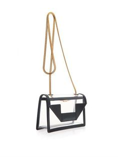 764a0fe40c Saint Laurent Betty mini PVC shoulder bag at MATCHESFASHION.COM   MATCHESFASHION