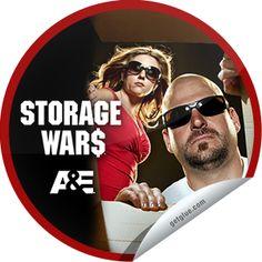 Steffie Doll's Storage Wars: The Shrining Sticker | GetGlue