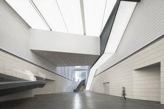 Galeria de Museu de Arte Contemporânea Yinchuan (MOCA) / waa (we architech anonymous) - 10