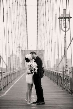 Vintage Inspiration: new york city, sepia, groom, bridge, engagement, lace, vintage , city, hall, new, photography, york, brooklyn, photo, photos, wedding, New York
