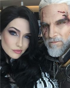 Got to spend all day with Geralt (aka @maul_cosplay) representing my favorite game, The Witcher 3: Wild Hunt by @cdpred, at PAX West. We looked all over for Ciri but couldn't find her.  Maybe she'll be at The Witcher panel tomorrow at noon? We'll certainly be there. Hope to see you guys there too!