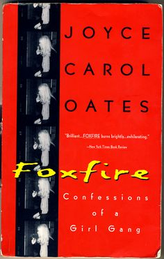 joyce carol oates is a favorite