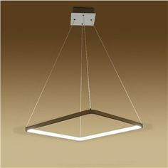 Modern Simple Metal + Acrylic White / Warm White Light LED Patch Ceiling Light