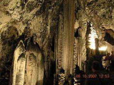 Caves of Drach porto cristo