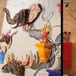 quatro arte em parede | art | arte |  SP art store | urban | cool
