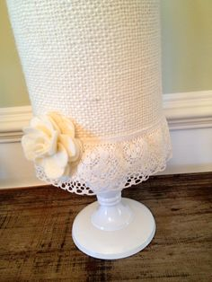 Custom Headband Holder with Stand, Storage and Lid