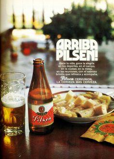 Cerveza Pilsen 70's
