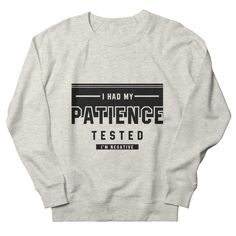 Gift Quotes, Funny Quotes, Shopping Humor, Graphic Sweatshirt, T Shirt, Sweatshirts, Sweaters, Fashion, Funny Phrases