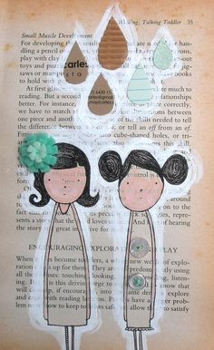 Adorable work by @Mayi Carles