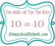Homegrown Learners: Top Ten Sites for Homeschooling