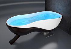 Yanko Design » I Want a Bath, Spa, and Jacuzzi but Got No Space by Dominik Chojnacki