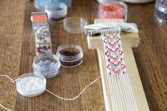 In this Instructable I will be teaching you how to make a really simple bead weaving loom out of household scraps and wood pieces. And, I will guide you through the...