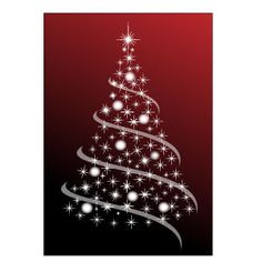 Free Christmas Svg Files | Free Vector Art & Graphics :: Free Christmas Tree Abstract Vector
