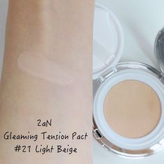 2aN Gleaming Tension Pact (SPF37 PA++) | Lenallure