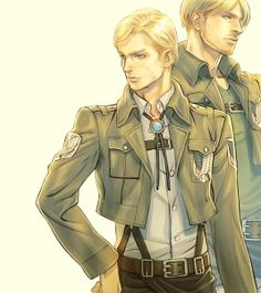 Erwin and Mike
