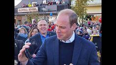 Duke and Duchess of Cambridge visits Whitehorse
