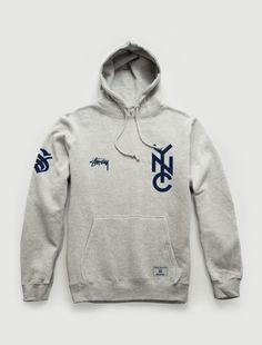 Stussy NYC 80 hoodie