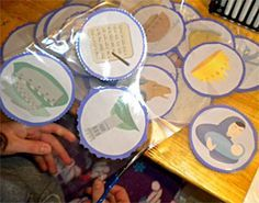 These are my favorite printable Jesse Tree ornaments to use with my CCD class! From Faith Magazine, Diocese of Erie, Pa.