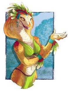 Anime Neko, Anime Furry, Fantasy Character Design, Character Design Inspiration, Character Art, Dungeons And Dragons Characters, Fantasy Characters, Fantasy Creatures, Mythical Creatures