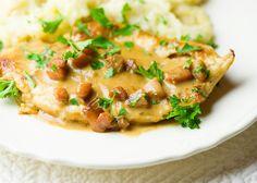 Chicken Marsala without Mushrooms