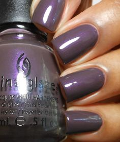 Enamel Girl: China Glaze On Safari Collection Fall 2012 - Native Swatches and Review