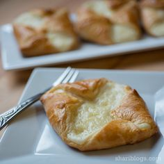 Easy Cheese Danish {Starbucks Copycat Recipe} - Shari Blogs...all things simple & delicious!