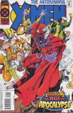 Astonishing X-Men (1995 1st Series) 1