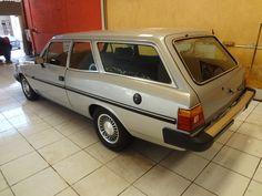 Chevrolet Comodoro Caravan 1987: a brazilian SW version of the Opel Kommodore.