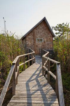 Prachtig rustiek vakantiehuisje aan zee in New York - Roomed