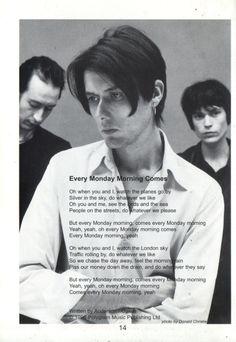 Brett Anderson, Britpop, George Harrison, Halsey, Music Stuff, Music Bands, Pretty Boys, Nostalgia, Singer