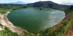 Vulcan Point, la isla en un lago en una isla en un lago en una isla en un archipiélago, en el Océano Pacífico - POP-PICTURE