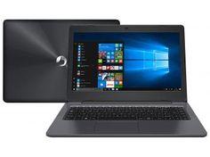 "Notebook Positivo Stilo XC7660 Intel Core i3 - 4GB 1TB LED 14"" Windows 10"