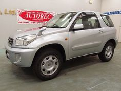 Japanese vehicles to the world: 2000 Toyota RAV4 L 4WD for Zambia to Dar es salaam...