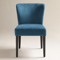 One of my favorite discoveries at WorldMarket.com: Peacock Chloe Dining Chairs, Set of 2
