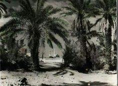 Old emage of madina sharif