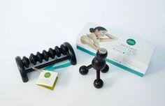 Agence Cécile Halley des Fontaines - Global design agency - Nature & Découvertes — Voyages Immobiles — massage oil — prints — packaging — zen — travel