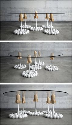 Rocket Coffee Table €5000