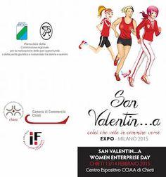 """San Valentin..a """"Colei… che vale"""" in cammino verso l'Expo 2015 - Attualità - Primo Piano"""