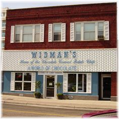 Widman's Candy Store in Grand Forks, ND