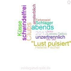 Welchen Schlager-Song suchen wir? Lösung: http://schlagwort-quiz.de/raetsel/113